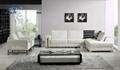 Afosngised Unique Style Leather Sofa