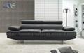 Afosngised Multifunctional Leather Sofa
