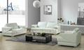 Afosngised Genuine Leather Sofa