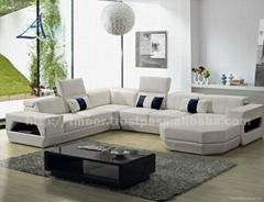 Afosngised Long Corner Sofa Bed