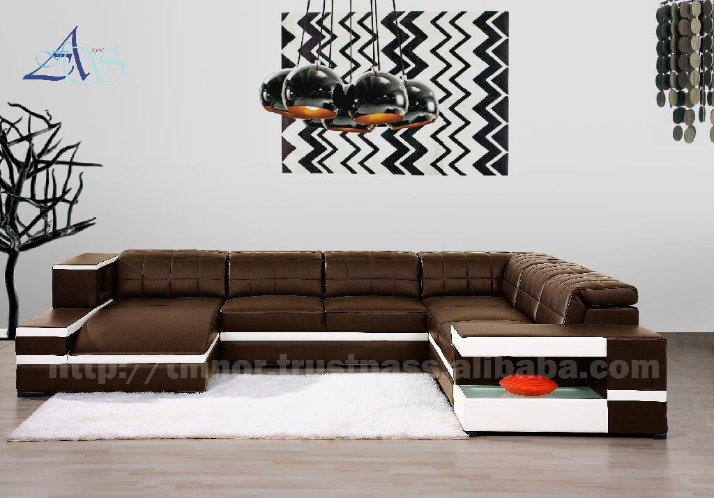 Afosngised popular leather sofa set afos t 8 china for China sofa design