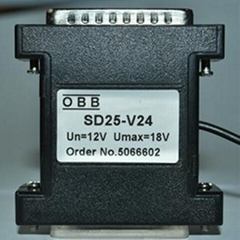 OBB數據信號防雷器SD25-V24