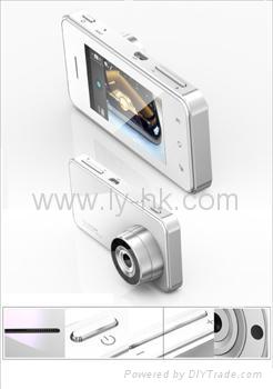 聯詠 1080P with shockproof  car dvr car black box 2