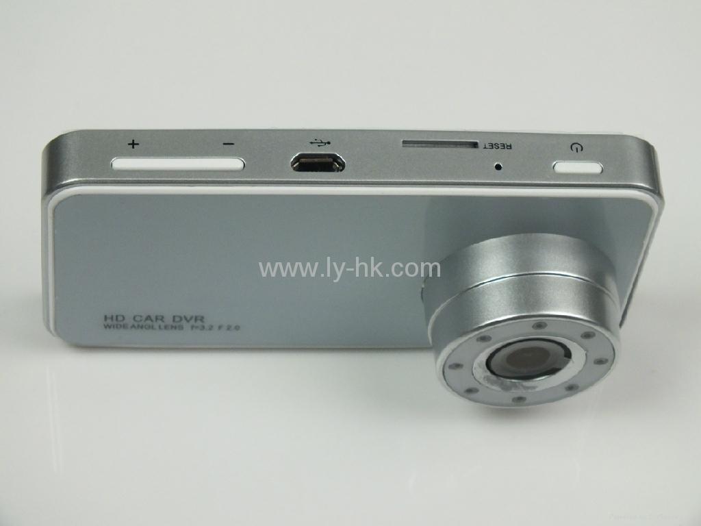 聯詠 1080P with shockproof  car dvr car black box 3