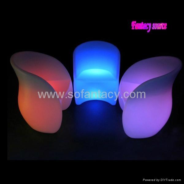發光椅子 1
