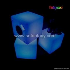 led cube,led cube table,led cube chair