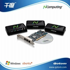 Ncomputing X350 終端機批發