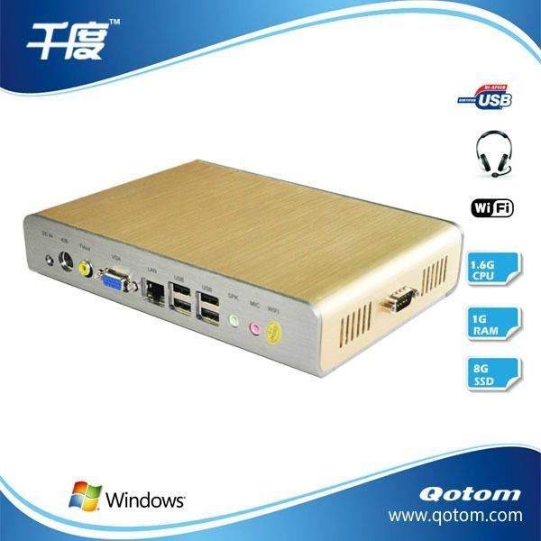 電腦共享器T27  高清視頻播放 WIFI可選 1