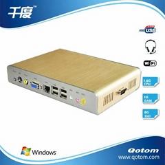 电脑共享器T27  高清视频播放 WIFI可选