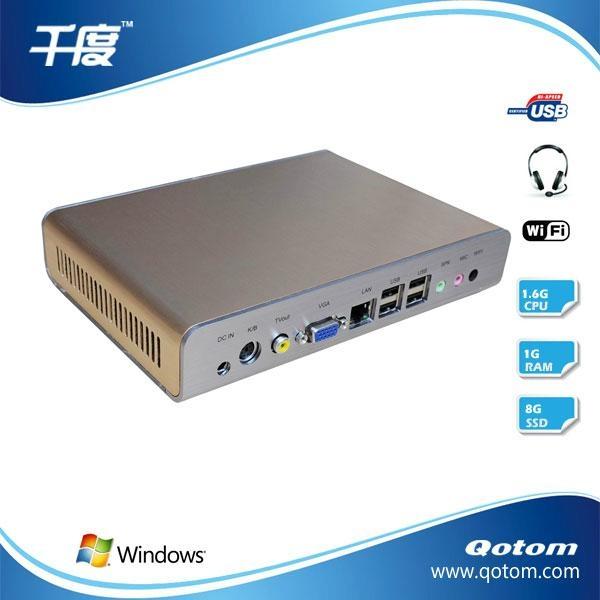 電腦共享器T27  高清視頻播放 WIFI可選 2