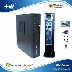 電腦終端機 Qotom-T40 可OEM 質保三年