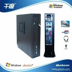 瘦客戶機 Qotom-T50  可作為酒店專用電腦