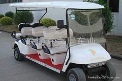 高尔夫游览车