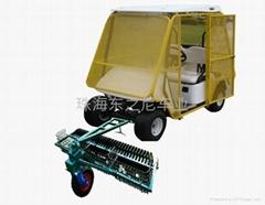 广西高尔夫球车捡球车