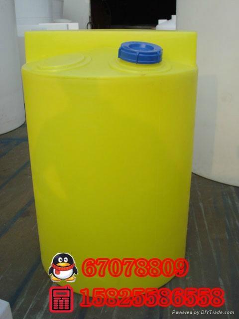 1噸塑料加藥箱 1