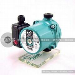 德国威乐水泵RS25-8热水循环泵