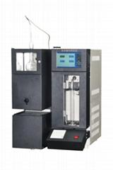 全自動原油餾程測定儀