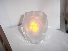 led candle holder
