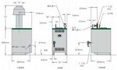 美国帕雷士GM系列锅炉供热