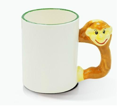 11 oz Animal Mug-Cat 2