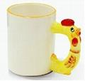 11 oz Animal Mug-Cat 3