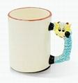 11 oz Animal Mug-Cat 4