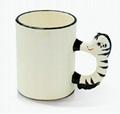 11 oz Animal Mug-Cat 5