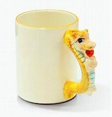 11 OZ Animal Mug-Dragon