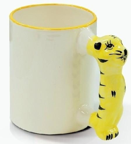 11 OZ Animal Mug-Dragon  3
