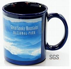 High quality 11oz mug with sublimation coating