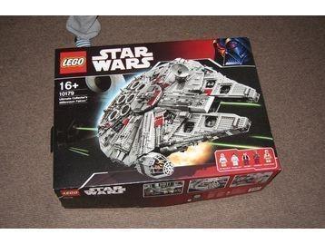 Lego star wars ultimate collector millennium falcon 10179 1