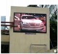 P10 戶外LED 廣告大屏