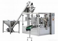 粉剂充填包装机械