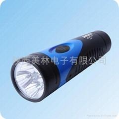 LED手電筒A1012-A(自帶驗鈔功能)