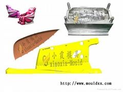 中國按摩椅塑料模具製造