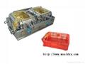 週轉箱模具專業製造