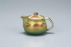 teapot - gold mountain ranges