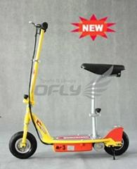 新款的150瓦可折叠的电动滑板车(CE认证)