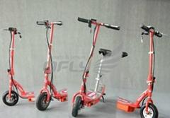 新款的150瓦可折叠的电动滑板车 (CE认证)