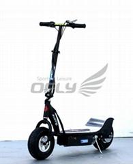 300W CE认证的电动滑板车