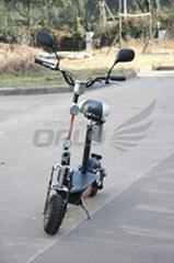 EEC款大功率800瓦可折叠的电动滑板车