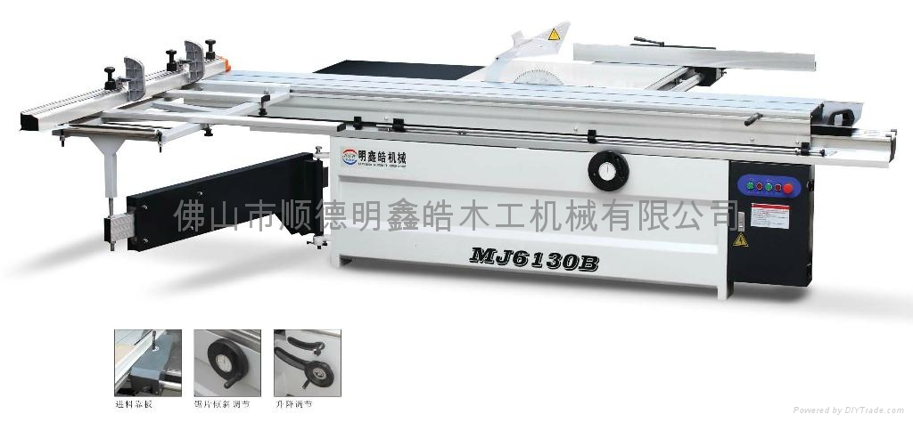 Sliding Table Saw Mj6130b Mingxinhao China Manufacturer Other Industrial Supplies