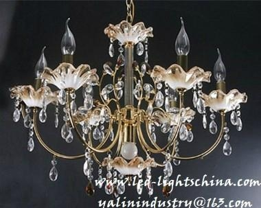 E14 LED candle lamp for chandelier 4