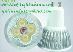 GU10 dimmable LED lamp