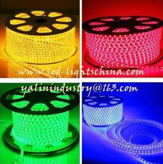 220V holiday LED rope lighting 1