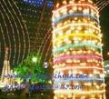 220V holiday LED rope lighting 5
