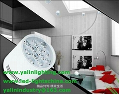 7W/9W/12W surface mounted LED ceiling light