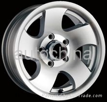 China High Quality Performance Alloy Wheel 14""