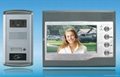Video door phone set 7 inch LCD door phone,door station with CCD camera