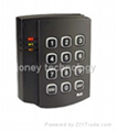 Single RFID Door access control reader with keypad